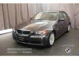 2006 Sparkling Graphite Metallic BMW 3 Series 325xi Sedan #14041713