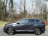 2017 Gunmetal Metallic Honda CR-V Touring #140971664