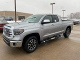 2021 Silver Sky Metallic Toyota Tundra Limited Double Cab 4x4 #140987095