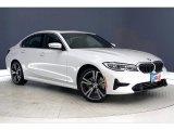 2021 Mineral White Metallic BMW 3 Series 330i Sedan #140987080
