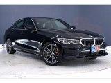 2021 Jet Black BMW 3 Series 330i Sedan #140987078