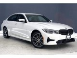 2021 Alpine White BMW 3 Series 330i Sedan #140996233