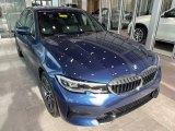 2021 Phytonic Blue Metallic BMW 3 Series 330i xDrive Sedan #141006773