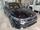 2021 Black Sapphire Metallic BMW 3 Series 330i xDrive Sedan #141006782