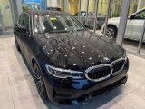 2021 Jet Black BMW 3 Series 330i xDrive Sedan #141006781