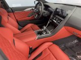2021 BMW M8 Interiors