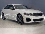 2021 Alpine White BMW 3 Series M340i Sedan #141060552
