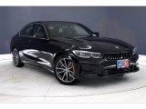 2021 Jet Black BMW 3 Series 330i Sedan #141060551