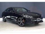 2021 Jet Black BMW 3 Series 330i Sedan #141060550