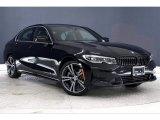 2021 Jet Black BMW 3 Series 330i Sedan #141060549