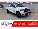 2021 Super White Toyota Tundra SR5 CrewMax #141060523