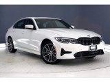 2021 Alpine White BMW 3 Series 330i Sedan #141060555