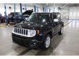 2016 Black Jeep Renegade Limited 4x4 #141093811