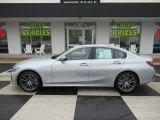 2019 Glacier Silver Metallic BMW 3 Series 330i Sedan #141093736