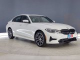 2021 Alpine White BMW 3 Series 330i Sedan #141107183