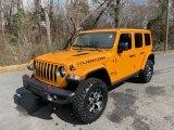 2021 Jeep Wrangler Unlimited Nacho