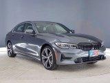 2021 Mineral Gray Metallic BMW 3 Series 330i Sedan #141116693