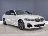2021 Alpine White BMW 3 Series M340i Sedan #141116692