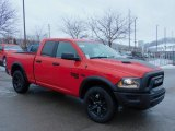 2021 Ram 1500 Flame Red