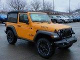 2021 Jeep Wrangler Nacho