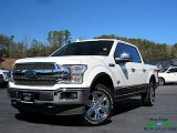 2020 Star White Ford F150 King Ranch SuperCrew 4x4 #141159818