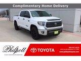 2021 Super White Toyota Tundra SR5 CrewMax 4x4 #141194771