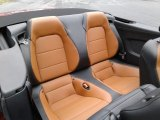2019 Ford Mustang EcoBoost Convertible Rear Seat