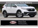 2021 Platinum White Pearl Honda CR-V LX #141247588