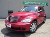 2007 Inferno Red Crystal Pearl Chrysler PT Cruiser  #14104229