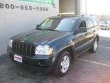 2006 Deep Beryl Green Pearl Jeep Grand Cherokee Laredo 4x4 #14104208