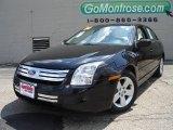 2008 Black Ebony Ford Fusion SE V6 #14104230