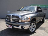 2006 Mineral Gray Metallic Dodge Ram 1500 Big Horn Edition Quad Cab 4x4 #14104227