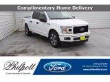 2019 Oxford White Ford F150 XL SuperCrew #141391977