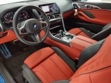2021 BMW 8 Series Interiors