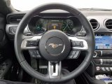 2019 Ford Mustang GT Premium Convertible Steering Wheel