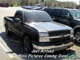 2005 Dark Gray Metallic Chevrolet Silverado 1500 LS Regular Cab 4x4 #141462477