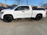 2021 Super White Toyota Tundra SR Double Cab 4x4 #141485018