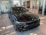 2021 Jet Black BMW 3 Series 330i xDrive Sedan #141513206
