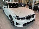 2021 Alpine White BMW 3 Series 330i xDrive Sedan #141539937