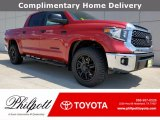 2021 Barcelona Red Metallic Toyota Tundra SR5 CrewMax 4x4 #141577845