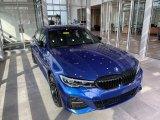 2021 Portimao Blue Metallic BMW 3 Series 330i xDrive Sedan #141577882