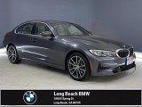2021 Mineral Gray Metallic BMW 3 Series 330e Sedan #141592519