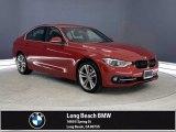 2017 Melbourne Red Metallic BMW 3 Series 330i Sedan #141610732