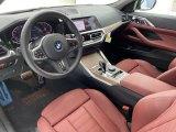 2021 BMW 4 Series Interiors