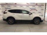 2021 Platinum White Pearl Honda CR-V EX-L AWD #141635033