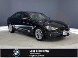 2018 Jet Black BMW 3 Series 320i Sedan #141635086