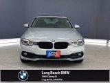 2018 Glacier Silver Metallic BMW 3 Series 320i xDrive Sedan #141661929