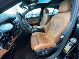 2021 BMW 5 Series Interiors