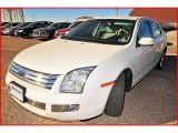 2008 White Suede Ford Fusion SEL V6 #1404135