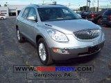 2010 Quicksilver Metallic Buick Enclave CXL #14162664